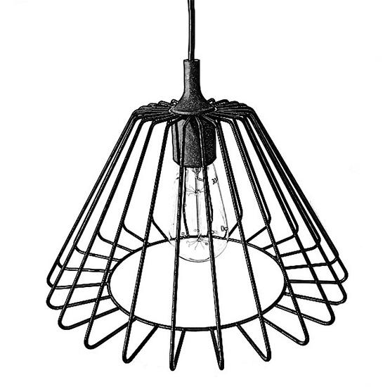 Подвесной светильник loft 6