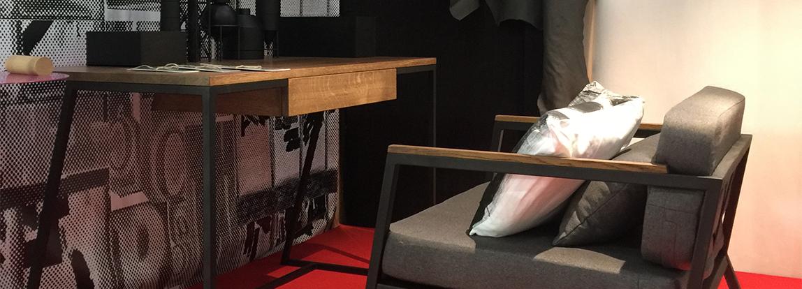 Участие в выставке Design Living Tendency