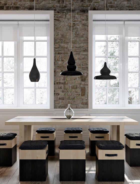 светильники для кухни фото 2