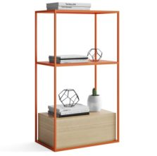 Shelving Console Poker 800