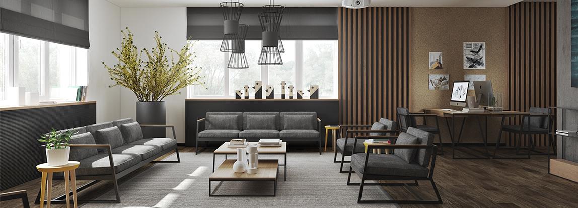 Новый сервис – аренда мебели от CUBE44