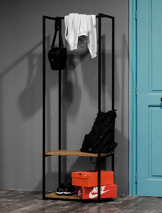 стойки для одежды фото 2
