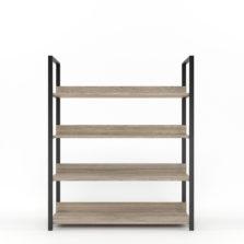 Shelving Unit Easy 1350 4 Shelves