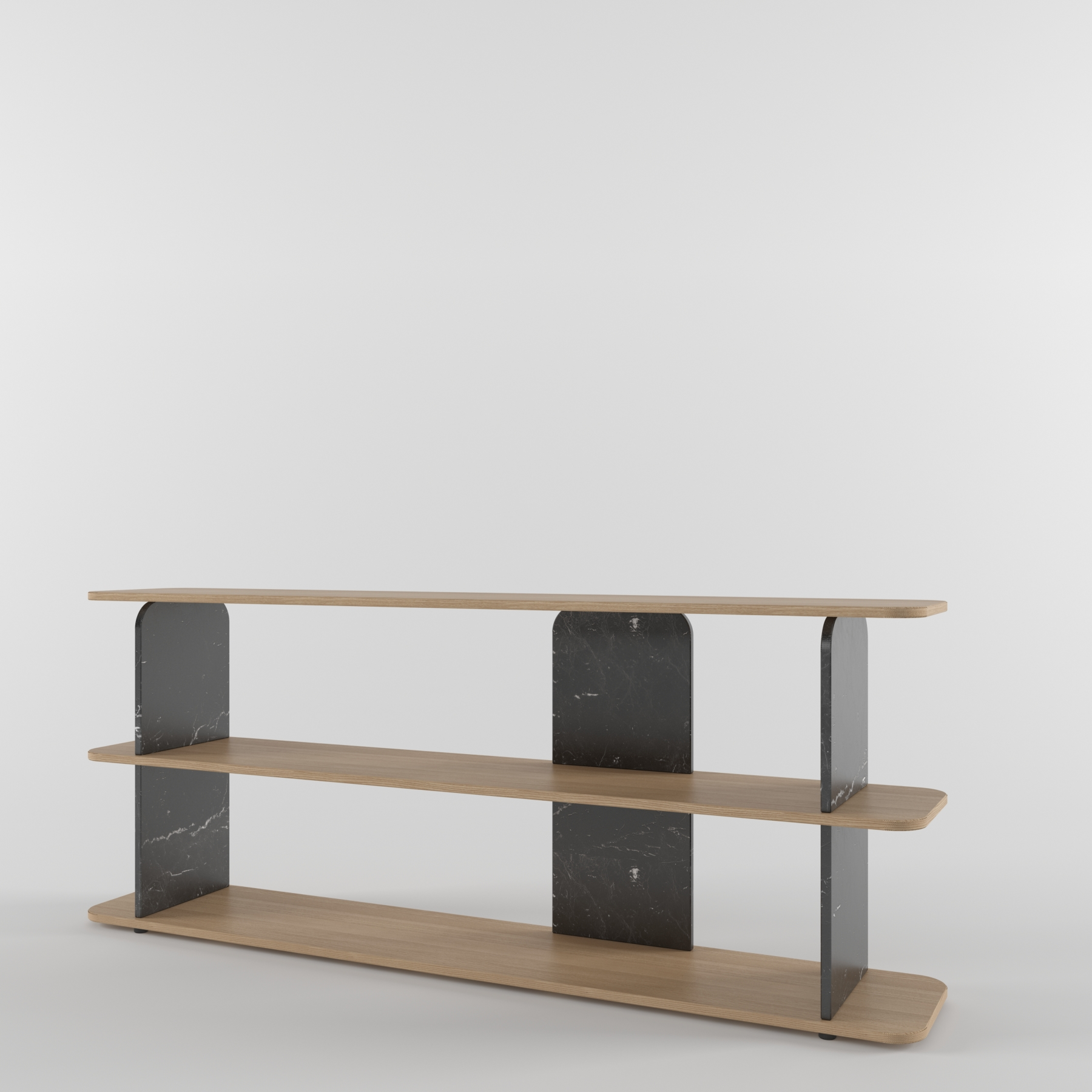 Shelving Sea Stone