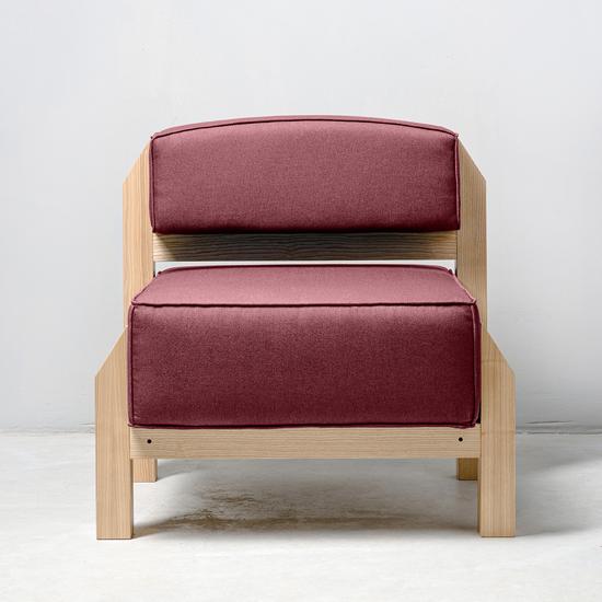 Кресло T-block