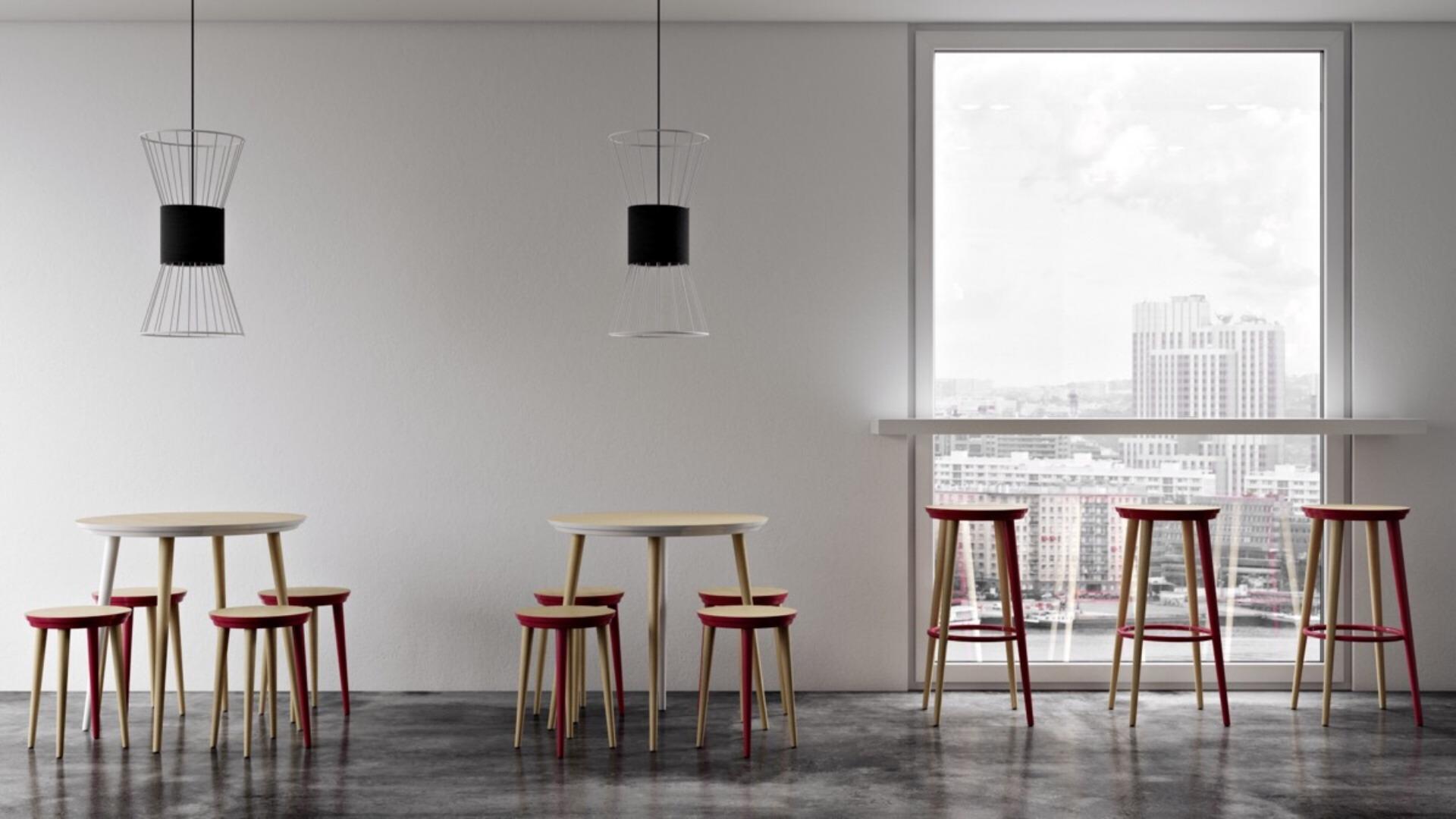 дизайнерські стільці