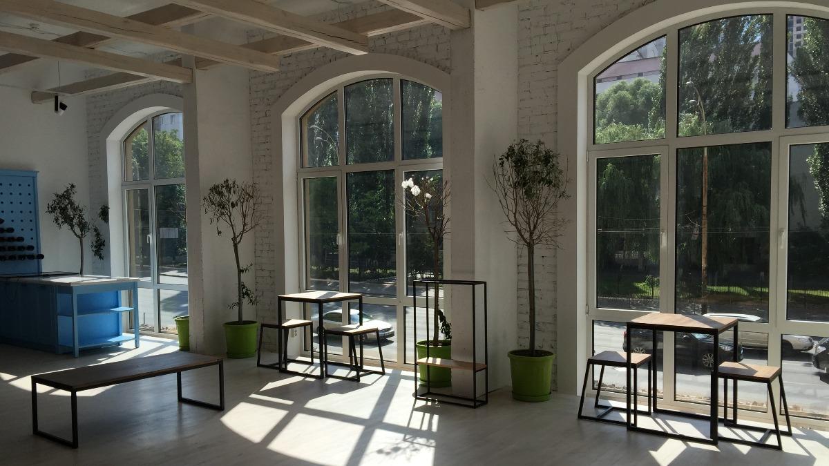 мебель для кафетерия