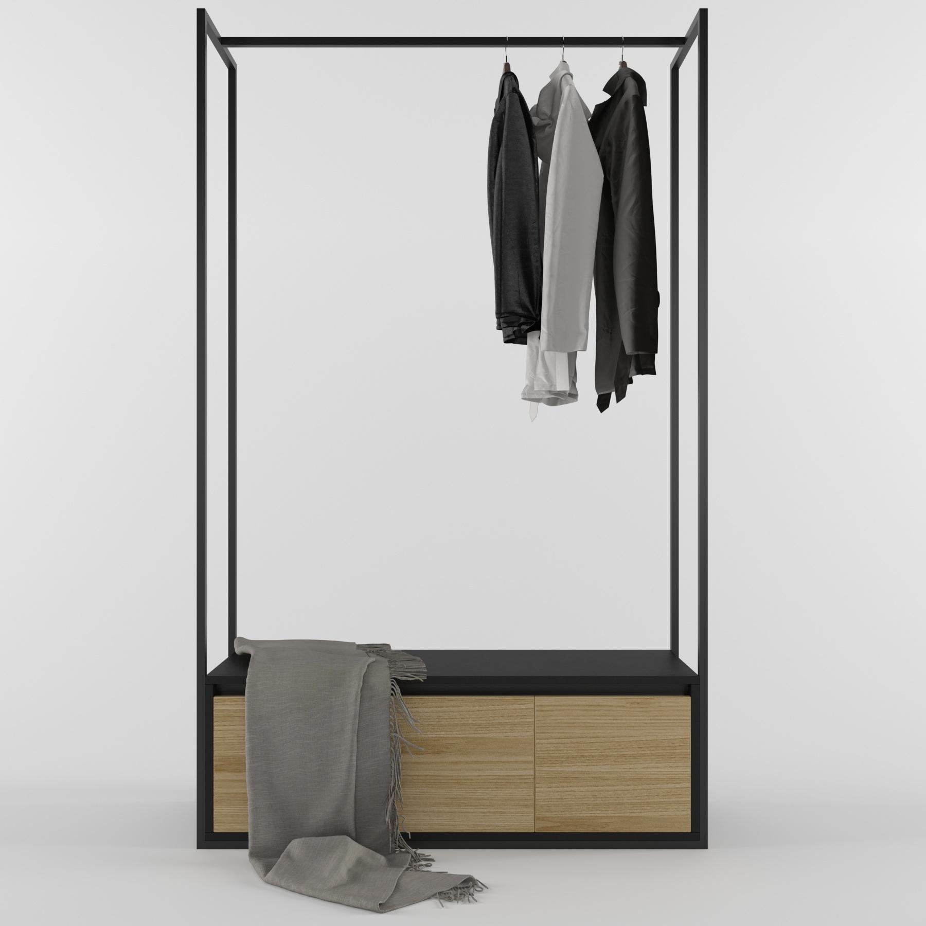 Рейл для одежды
